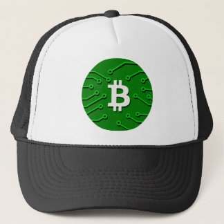 Bitcoin Currency Trucker Hat