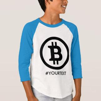 BITCOIN/CUSTOM-Kid's Neon T-Shirt