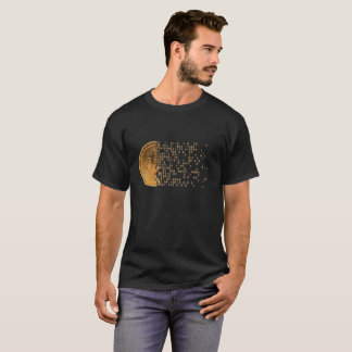 Bitcoin - Cyber Currency T-Shirt