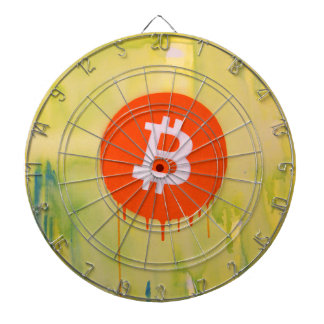 Bitcoin Dart Board