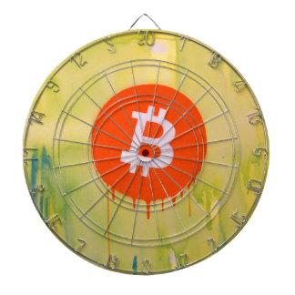 Bitcoin Dartboard