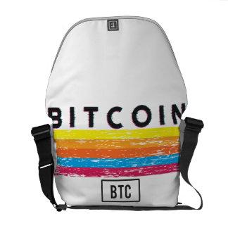 Bitcoin Express Courier Bag