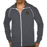Bitcoin grey jacket