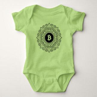 BITCOIN/HENNA-Onsie Baby Bodysuit