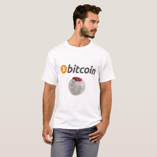 Bitcoin Lambos Mens TShirts-Bitcoin Clothing T-Shirt