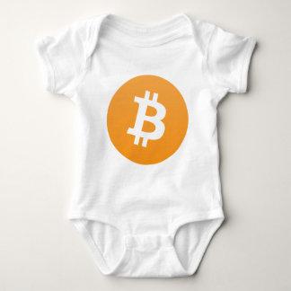 Bitcoin Lover Baby Bodysuit
