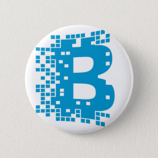 Bitcoin Merchandise 2 Inch Round Button