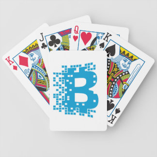Bitcoin Merchandise Poker Deck