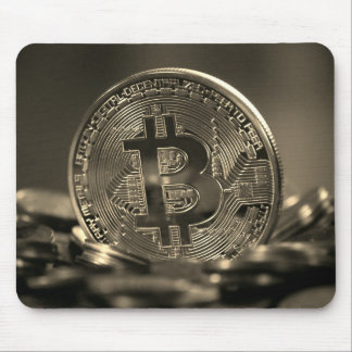 Bitcoin Mouse Pad