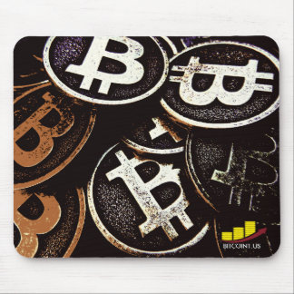 bitcoin mousepad