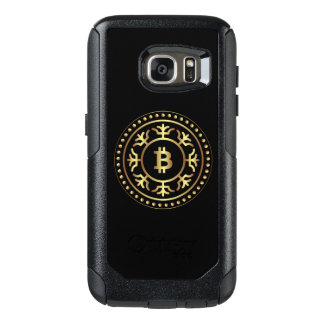 Bitcoin OtterBox Samsung Galaxy S7 Commuter Series