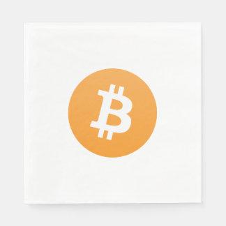 Bitcoin Party Napkins