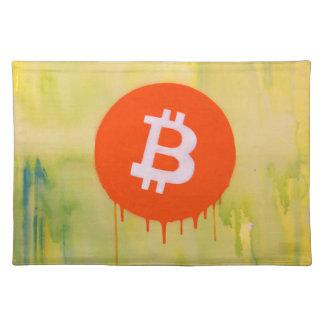Bitcoin Placemat
