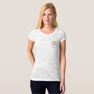 BITCOIN/POCKET-Women's T-Shirt