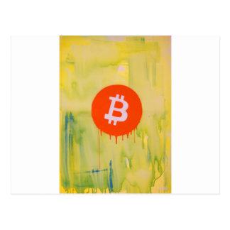 Bitcoin Postcard
