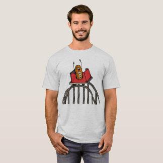 Bitcoin Rollercoaster Guy T-Shirt