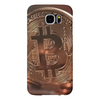 Bitcoin Samsung Galaxy S6,  Phone Case