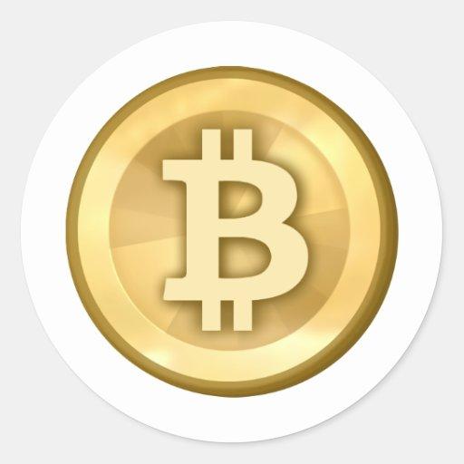 Bitcoin Stickers