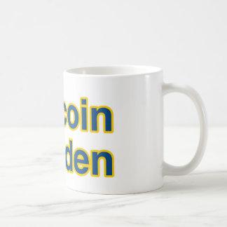 Bitcoin Sweden mug