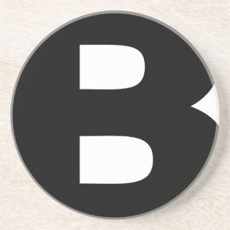 Bitcoin Symbol Coaster