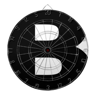 Bitcoin Symbol Dart Boards