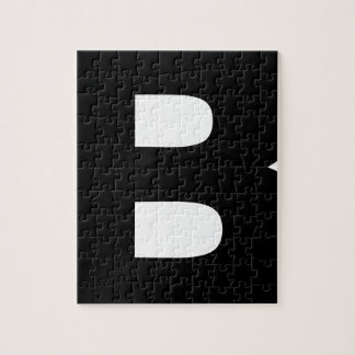 Bitcoin Symbol Jigsaw Puzzle