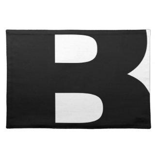Bitcoin Symbol Placemat