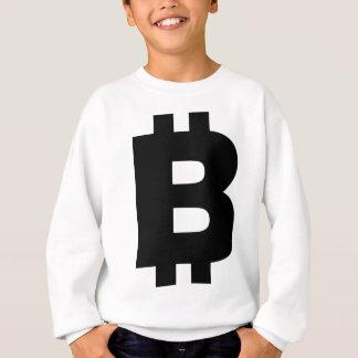 Bitcoin Symbol Sweatshirt