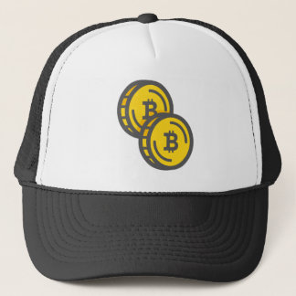Bitcoin T shirt, every millionaires favorite shirt Trucker Hat