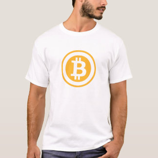 BitCoin T-shirt Regular