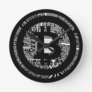Bitcoin - the internet of money round clock
