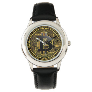 Bitcoin Timekeeper Watch
