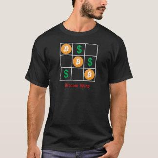Bitcoin Wins T-Shirt
