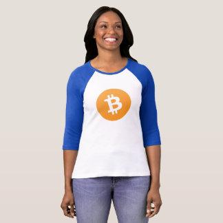 Bitcoin Women T-Shirt