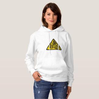 Bitcoin - Women's Basic Hooded Sweatshirt