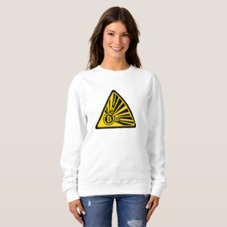 Bitcoin - Women's Basic Sweatshirt