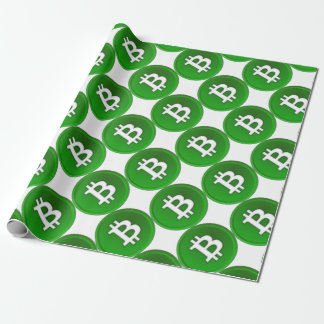 Bitcoin Wrapping Paper