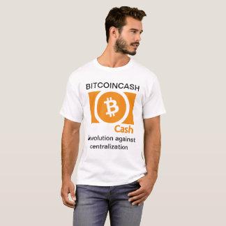 Bitcoincash Men's Basic T-shirt