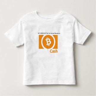 Bitcoincash Toddler Jersey Toddler T-shirt