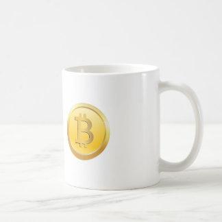 Bitcoins Stacked Coffee Mug