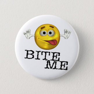 Bite Me! 2 Inch Round Button