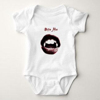 Bite Me Baby Bodysuit