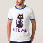 Bite Me! Cat Gift Designs T-Shirt