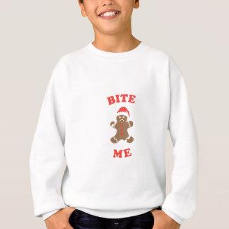 Bite Me Cookie Sweatshirt
