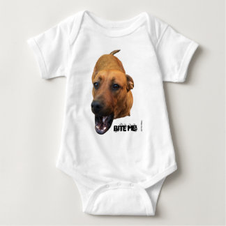 Bite me! Dog shirt