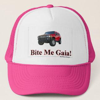 Bite Me Gaia Trucker Hat