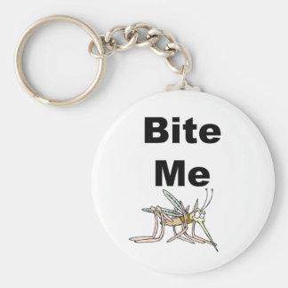 Bite Me Keychain
