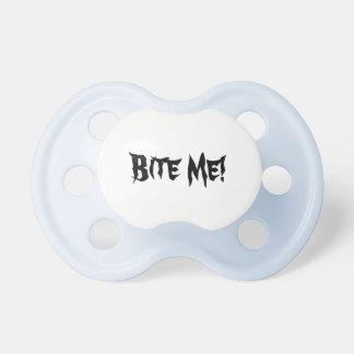 Bite Me pacifier