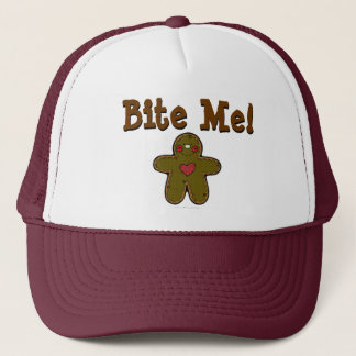 Bite Me! Trucker Hat