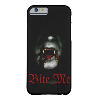 Bite Me Vampire Barely There iPhone 6 Case